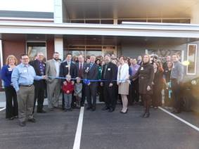 ERCPA Unveils New Building At Ribbon Cutting Ceremony & Open House Celebration