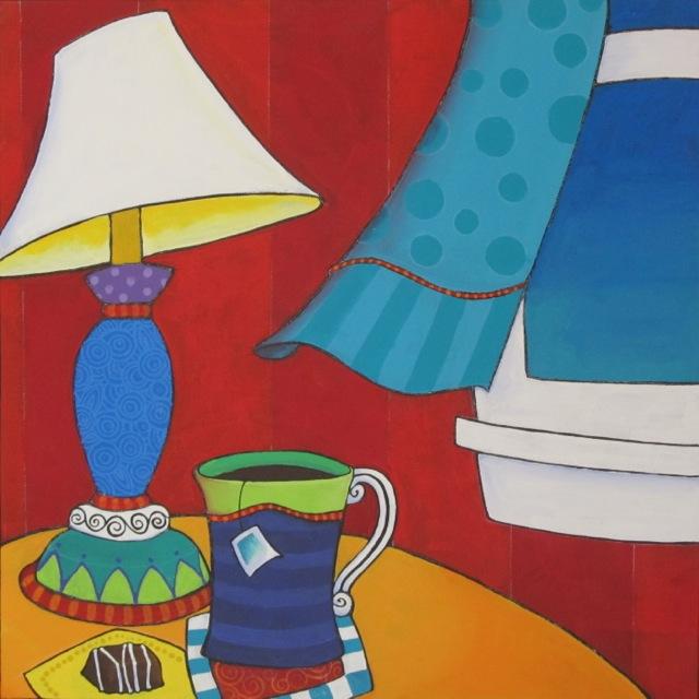 Art Exhibit featuring Artist Ann Marie Rausch