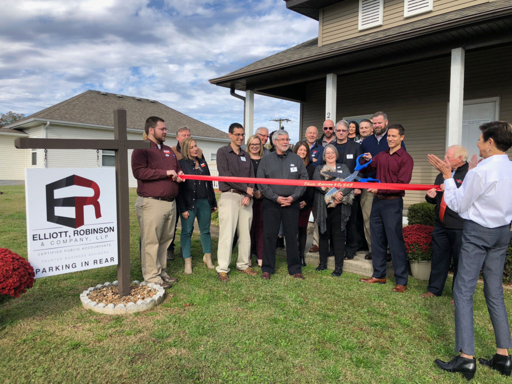 Branson Office Ribbon Cutting