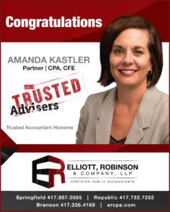 Kastler Honored as Trusted Adviser
