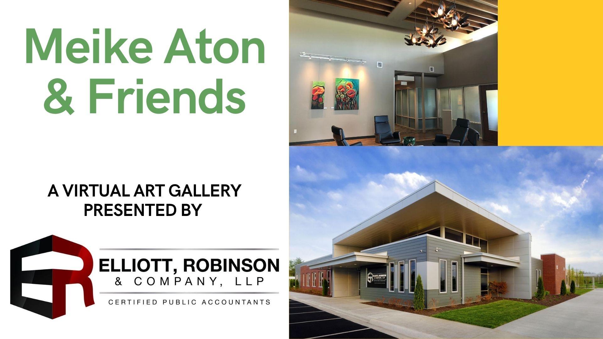 Virtual Art Gallery 2020   Meike Aton & Friends