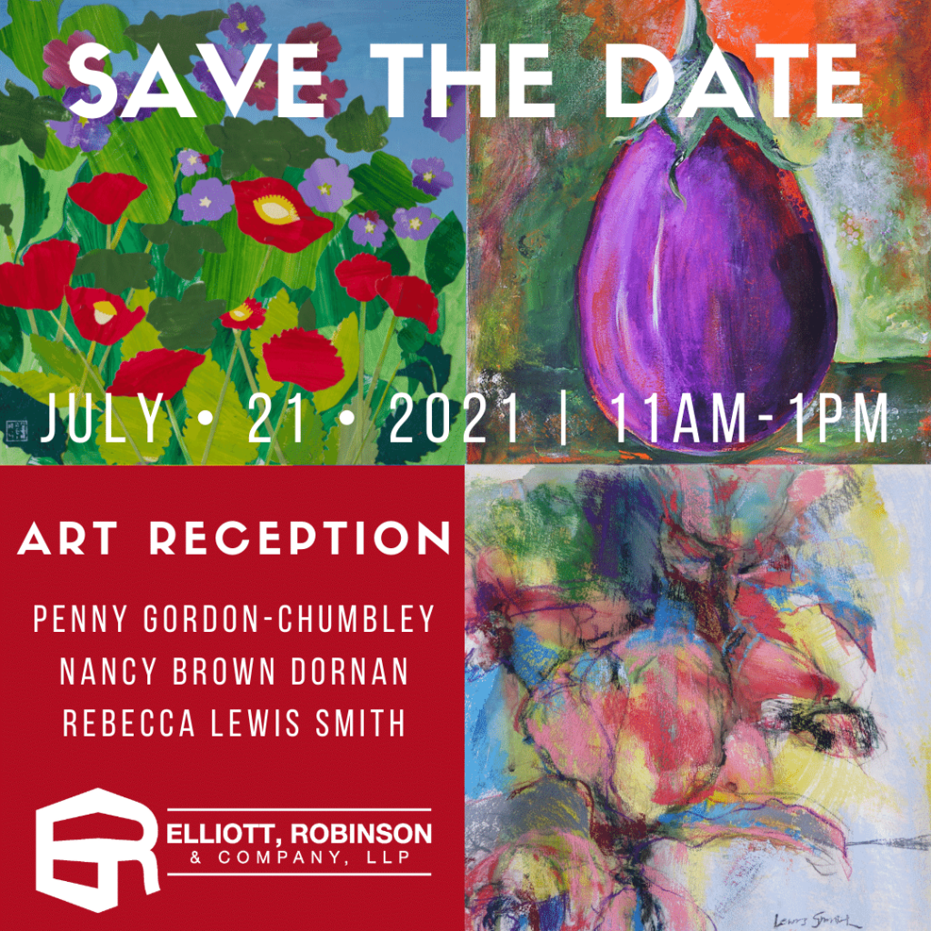 SAVE THE DATE | Art Reception 07.21.21